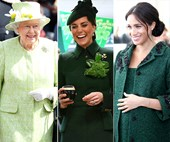 The luck of the Irish! The royals best moments in green, just in time for Saint Patrick's Day