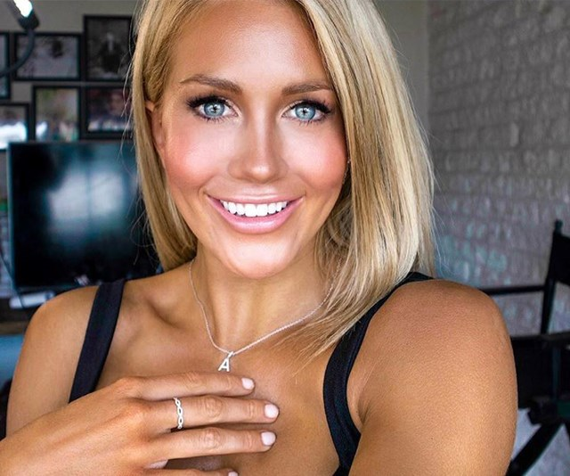 Former Bachelorette Ali Oetjen is rocking brand-new hair and we LOVE it