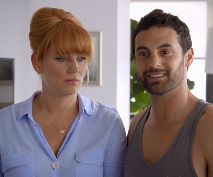 Married At First Sight viewers react to Cam's tearful break down