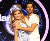 "Dancing With The Stars' Constance Hall: ""Life isn't over just because you're a mum!"""