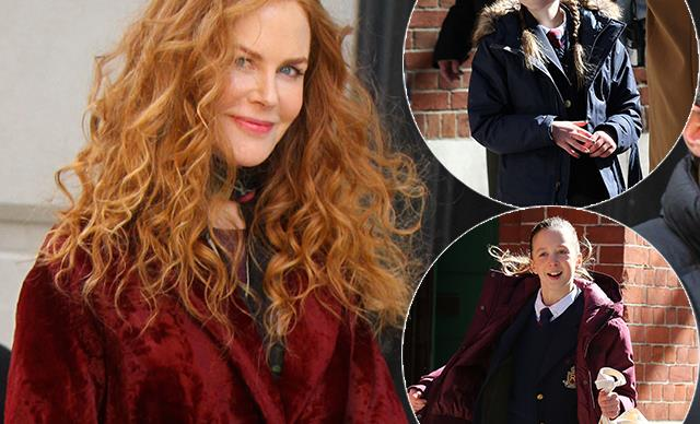 Like mother like daughter! Nicole Kidman's girls just made their acting debut