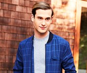 Tyler Henry opens up about being Hollywood's most famous clairvoyant