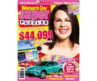 Woman's Day Superpuzzler Issue 135