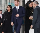 Duchess Meghan & Prince Harry's touching final joint appearance as they pay tribute to New Zealand