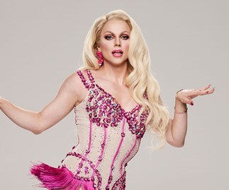 "Dancing With The Stars' Courtney Act reveals: ""The truth about my love life!"""