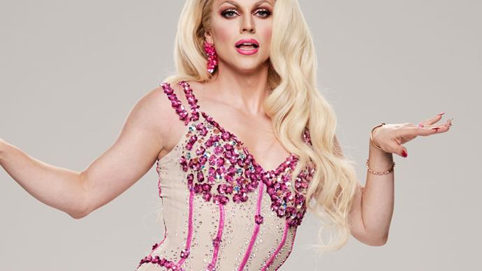 """Dancing With The Stars' Courtney Act reveals: """"The truth about my love life!"""""""