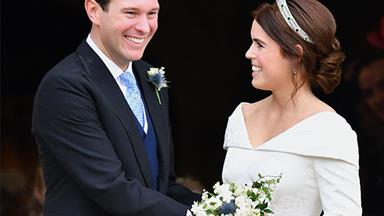 Princess Eugenie is pregnant with her first child two years after her fairytale wedding