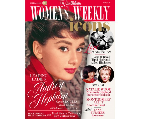 Australian Women's Weekly Icons Magazine