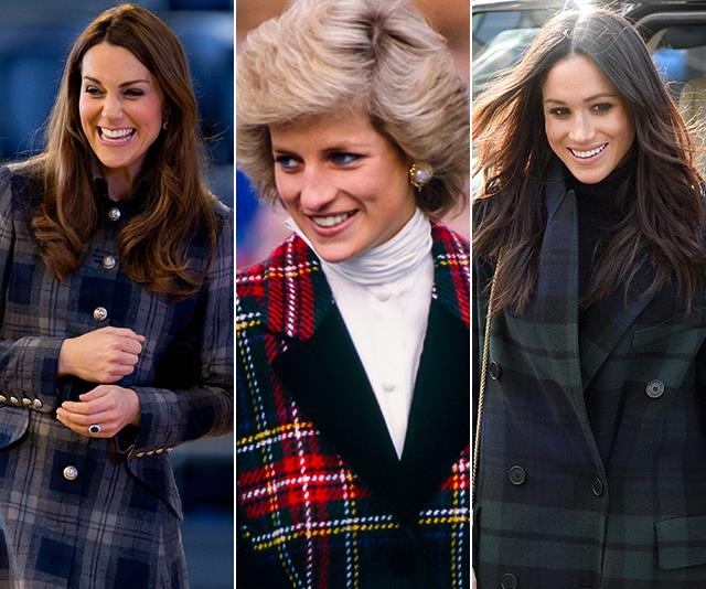 Great Scot! Every single time the royals looked terrific in tartan