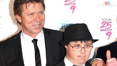 Richard Wilkins opens up about raising his son with Down syndrome