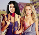 That's hot! MAFS Jessika and Martha headed for 'The Simple Life'