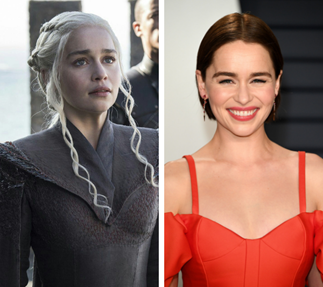 Emilia Clarke had two brain aneurysms while filming Game of Thrones