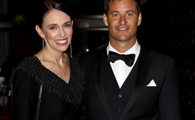 Jacinda Adern's partner, Clarke Gayford, posts a rare picture of their daughter as he makes a heartfelt tribute to his incredible lady