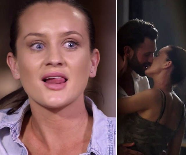 MAFS' Ines' explosive new claim about Sam in the bedroom will leave you speechless