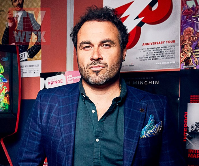 Miguel Maestre tells TV WEEK about the Dancing With The Stars moment that rocked his confidence