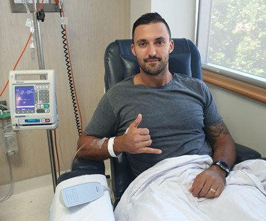 EXCLUSIVE: Married At First Sight's Nic reveals the heartbreaking news that his cancer has returned a second time