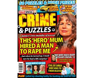 Take 5 Crime & Puzzles Entry Coupon on sale 25/3
