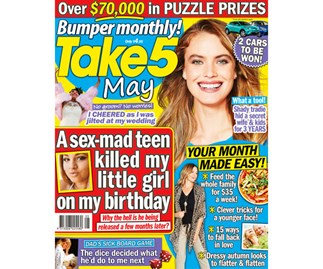 Take 5 Bumper Monthly May Issue