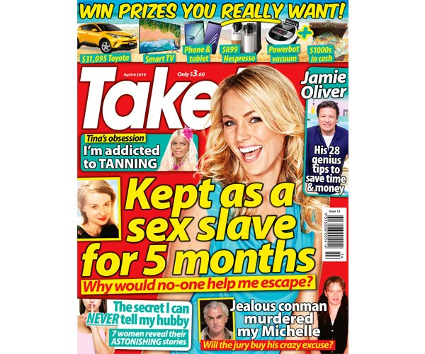 Take 5 Issue 14 Coupon - on sale now!