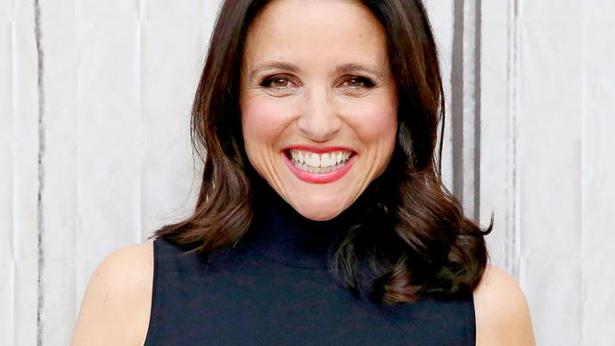 """Veep's Julia Louis-Dreyfus tells TV WEEK about fighting cancer, finding joy, and saying goodbye to """"a role of a lifetime"""""""