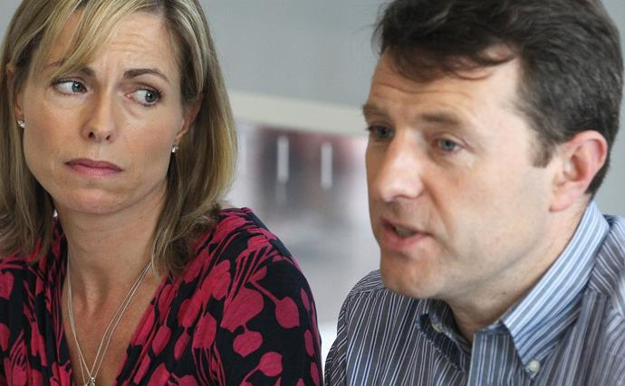 Are Madeleine McCann's parents still together?