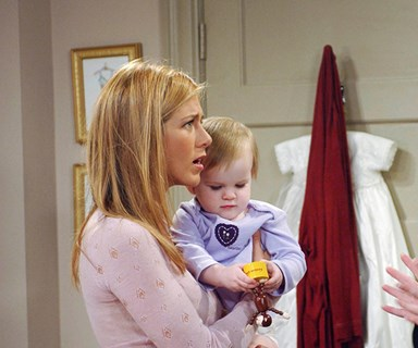PSA: The twins who played baby Emma on Friends are all grown up in a VERY unexpected new blockbuster film