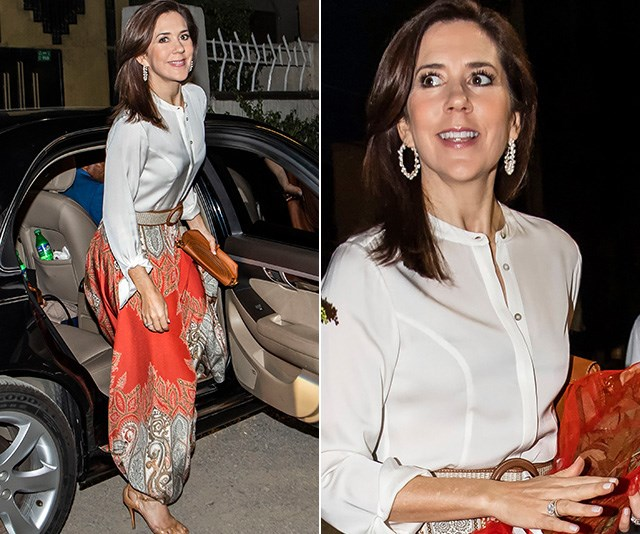 Crown Princess Mary's empowering trip to Ethiopia is her most fashion-forward display yet