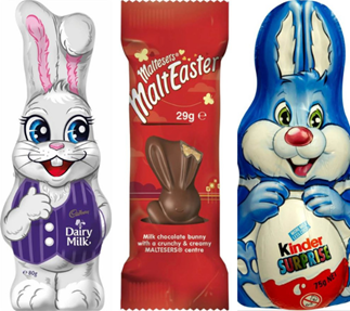 Bargain buys! Cheap Easter eggs gift ideas that still make it look like you tried