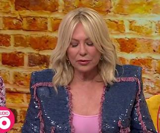WATCH: Kerri-Anne Kennerley opens up about her husband's death on Studio 10