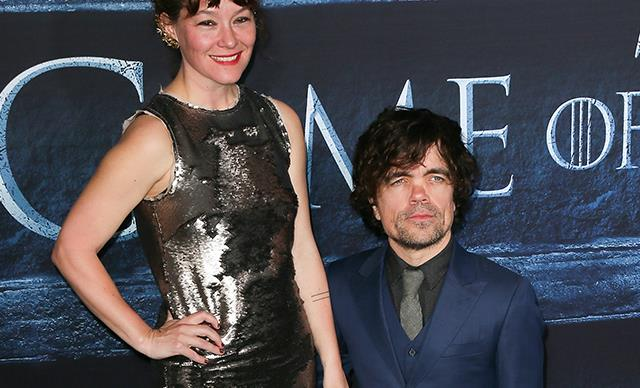 Who is Peter Dinklage's wife? Meet the Game of Thrones' star's leading lady