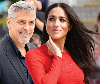 REVEALED: Meghan Markle's secret past with George Clooney