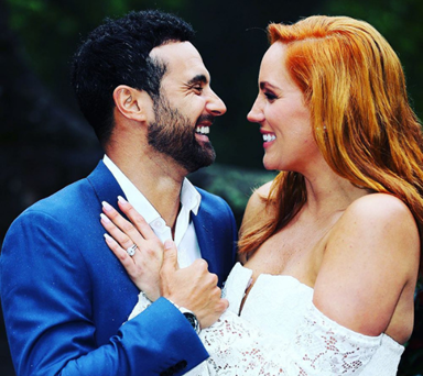 Cam and Jules' history making moment on Married at First Sight