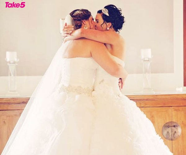 REAL LIFE: Multiple sclerosis didn't stop me from having two dream weddings