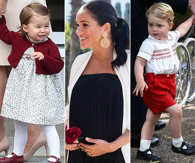 Twinning with Baby Sussex: How to dress your bub like a royal baby