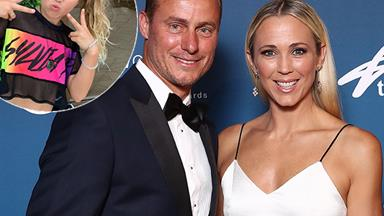 Bec and Lleyton Hewitt's daughter Ava Hewitt has a fabulous showbiz Instagram account