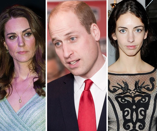 Kate Middleton, Rose Hanbury, Prince William