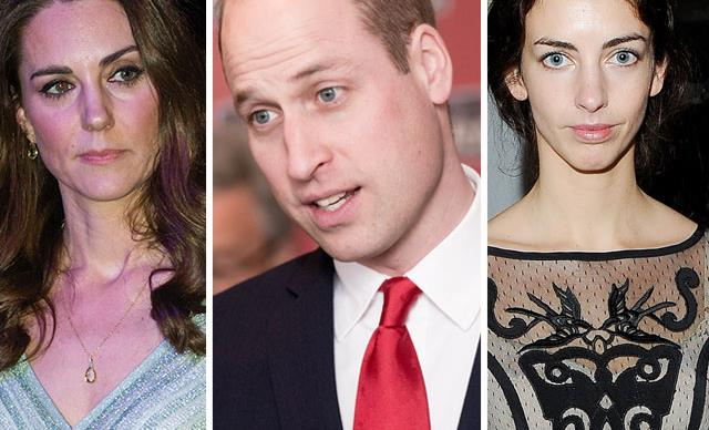 Kate Middleton, Rose Hanbury, Prince William
