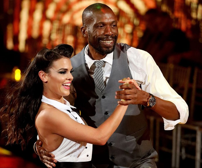 """Sir Curtly Ambrose: """"Australia saw another side of me on DWTS"""""""