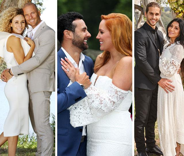 Married at first sight which couples still together