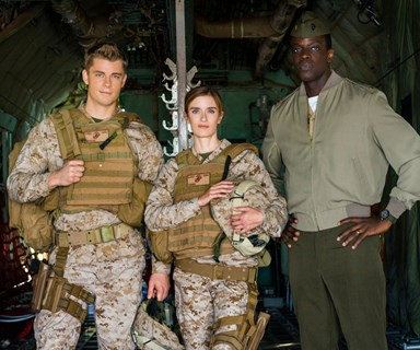 When and where you can watch Luke Mitchell's new series The Code in Australia