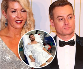 "Grant Denyer's wife Chezzi shares emotional update on his injury: ""Life isn't always easy"""