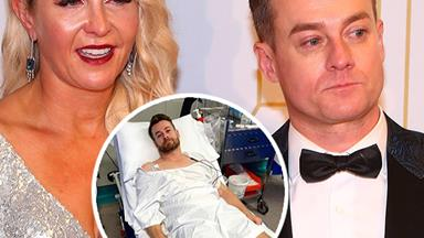 """Grant Denyer's wife Chezzi shares emotional update on his injury: """"Life isn't always easy"""""""