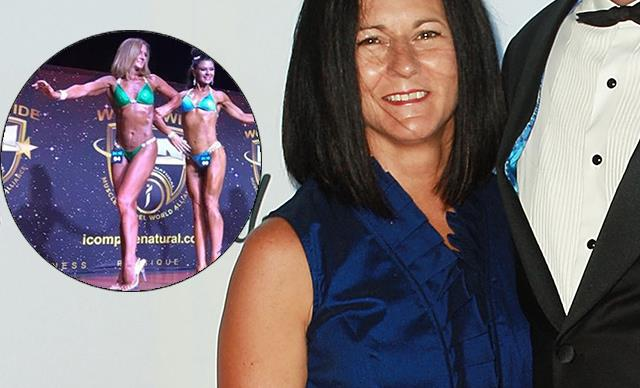 Natalie Joyce just stunned everyone with her INCREDIBLE on-stage body transformation