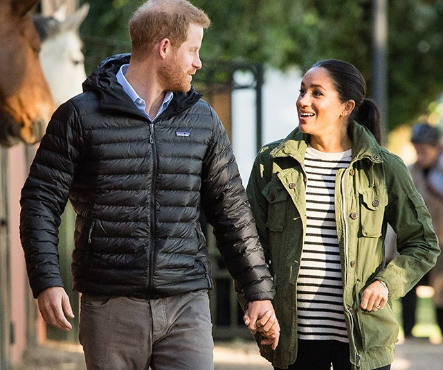 Royal baby name reveal! There's a new front-runner name for Baby Sussex and it's PERFECT
