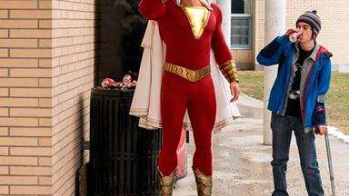 Shazam! is the unexpectedly entertaining superhero origin film that you have GOT to watch