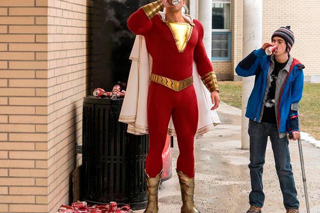 Shazam! is a must watch entertainment packed ride for any superhero fans