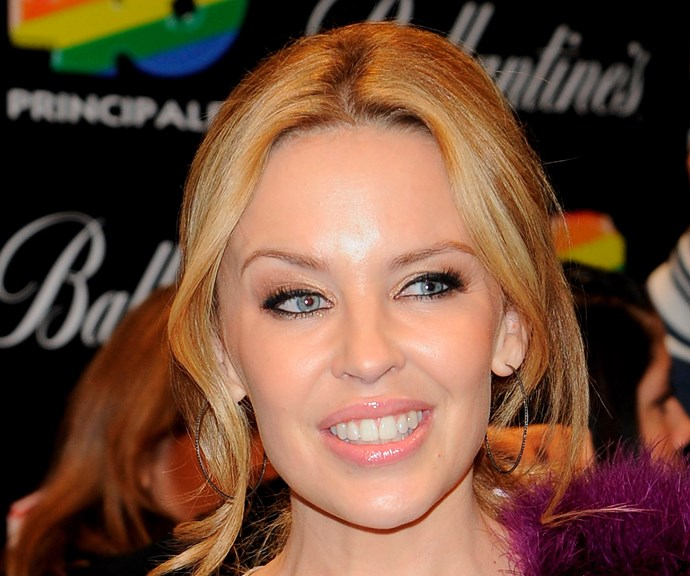Kylie Minogue's incredible beauty transformation will have you spinning around