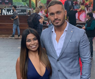 MAFS' Cyrell just CONFIRMED she's dating Love Island's Eden Dally
