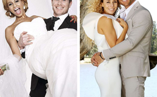 You won't believe what the Married at First Sight finales used to be like