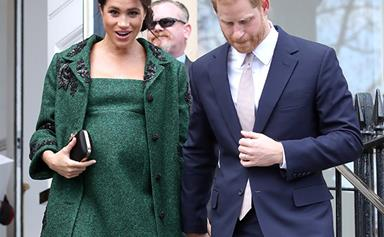 Goodbye Kensington Palace! Prince Harry and Duchess Meghan have just made a HUGE change before the royal baby